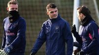 Leno says Gunners eager to get back on the horse