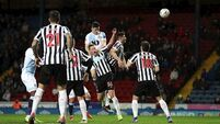 FA Cup: Irish defender scores as Blackburn beaten by Newcastle; Shrewsbury stun Stoke