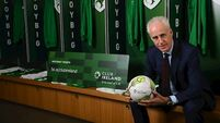 No thrill of the chase for exasperated Ireland boss McCarthy