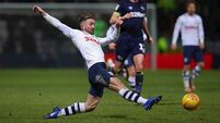 Friends become foes for Sean Maguire as Preston prepare for Nottingham Forest