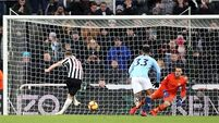 Matt Ritchie dents Man City's title hopes after firing Newcastle to win