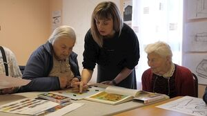 Brush with art: Discovering your creative side in later life