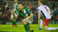 'My only regret is I didn't sign sooner': Steven Beattie leaves Cork City