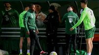 Martin O'Neill opts to leave Danish date up to Michael Obafemi