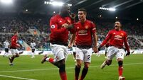 Solskjaer's changes work a treat for Man United