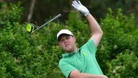 Paul McBride starts bid for European Tour card