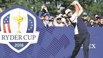 Ryder Cup build up: Who'll blow a gasket in Paris passion play?
