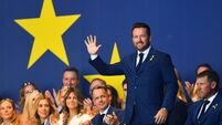 Graeme McDowell happy to join the queue for Ryder Cup captaincy