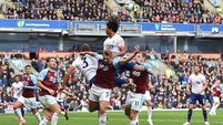 Burnley blast four past Bournemouth to move off bottom spot