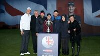 Mum's the word for Eddie Pepperell