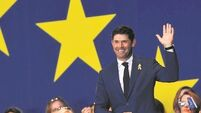 Pádraig Harrington puts his hand up: Pick me as Ryder Cup captain