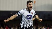Dundalk's Pat Hoban on champions-elect: Not done yet but nearly there