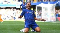 The week in Fantasy Premier League: Essential Eden Hazard and the problem with Salah