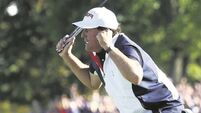 Phil Mickelson enters last chance saloon in Paris