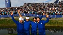 Justin Rose: 'We ticked every box we could control'