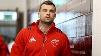 Tadhg Beirne expected to return for Italy clash