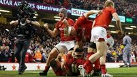 Wales earn record breaking win over arch-rivals England