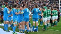 Painful memory of 2013 loss keeping Ireland focused ahead of Italian challenge