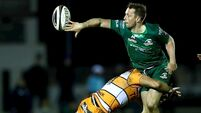 Connacht overcome errors to stay on track