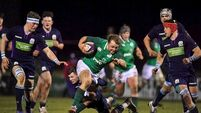 Liam Turner turns on style as Ireland outmuscle Scots