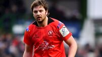 Iain Henderson returns for Ulster's clash against Ospreys