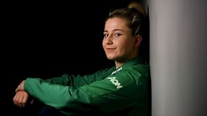 Emma Hooban keeps bright side out after England defeat