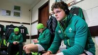 Two changes to unbeaten Irish U20 side for Six Nations trip to Italy
