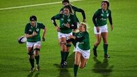 One change to Ireland Women's team for Italy encounter