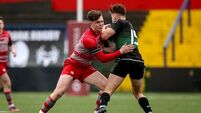 Glenstal keep Senior Cup double dreams alive with last-gasp leveller against Bandon