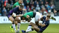 Substance trumps style as Ireland dig deep