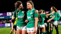 Women's Six Nations: Ireland suffer second home defeat after 10 try tussle with France