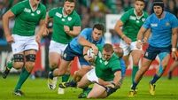 Sean Cronin tipped to start against Italy
