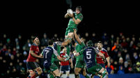 Eoin McKeon warns Connacht must park Glasgow woe