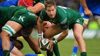 Marmion returns from injury to make 150th Connacht appearance