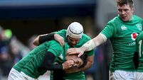 Here's the player ratings for Ireland's win over Scotland