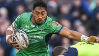 Mixed news on the injury front for Connacht