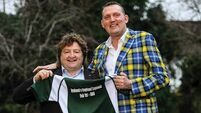 Doddie Weir: 'I don't really think about it too much, the future. The future I am looking for is a solution'