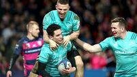 Five reasons why Munster won as classy Carbery lives up to star billing
