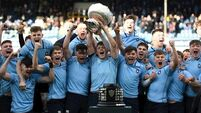 St Michael's College win third Leinster Schools' Senior Cup