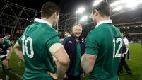 Joe Schmidt's special bond with the Six Nations