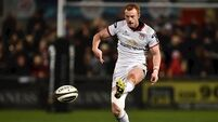 Ulster's Peter Nelson relieved to be over injury nightmare