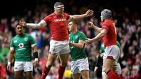 Dominant Wales crush Ireland to win Grand Slam