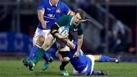 Captain Hawkshaw misses out on Ireland U20 team to face France