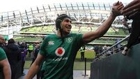 World Cup hopes the furthest thing from Dillane's mind