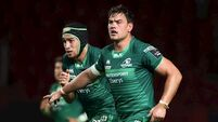 Ireland internationals return to boost Connacht against Ospreys
