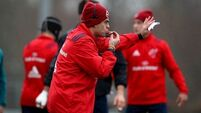 Johann van Graan satisfied as players commit to Munster cause