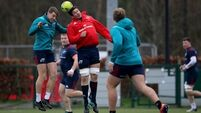 Johann van Graan urges Munster to embrace knife-edge moment