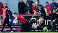 Rory Scannell set for 100th cap as Munster team named for Scarlets