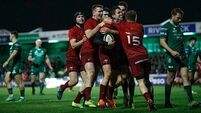 Guinness PRO14: Munster banish poor away form with bonus-point victory over Connacht