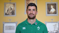 Rob Kearney 50-50 to recover in time for Argentina test